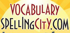 Vocabulary Spelling City Button