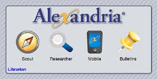 Alexandria Search icon