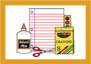 Supplies clipart